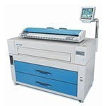 KIP 5000 36 inch plotterpapier