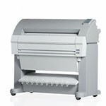 Oce TDS320 36 inch plotterpapier