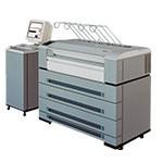 Oce TDS600 36 inch plotterpapier