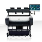 Canon ImagePROGRAF MFP M40 36 inch canvas