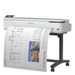 Epson SureColor SC-T5100 36 inch canvas