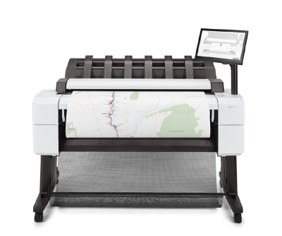 HP Designjet T2600ps 36 inch mfp plotterpapier