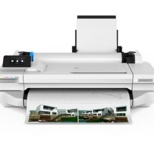 HP Designjet T130 24 inch canvas