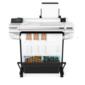 HP Designjet T525 24 inch canvas