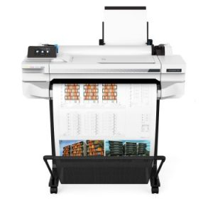 HP Designjet T530 24 inch canvas