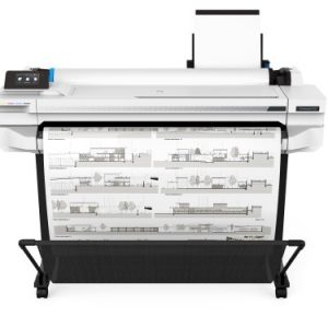 HP Designjet T530 36 inch canvas