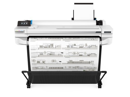 HP Designjet T530 36 inch poster papier