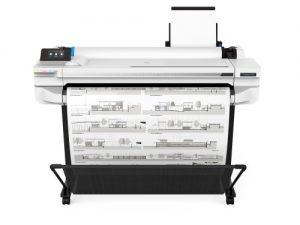 HP Designjet T530 36 inch A0 printer-0