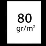 80 grams